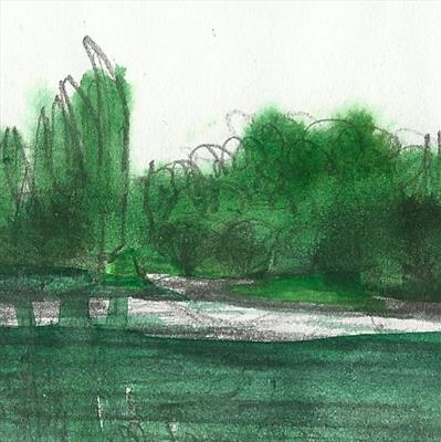 Detail of Study of Bewl Water